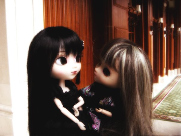 Dolls meeting