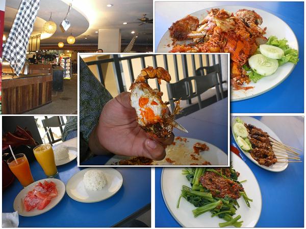 峇里吃一個實惠 Discovery Plaza Food Court