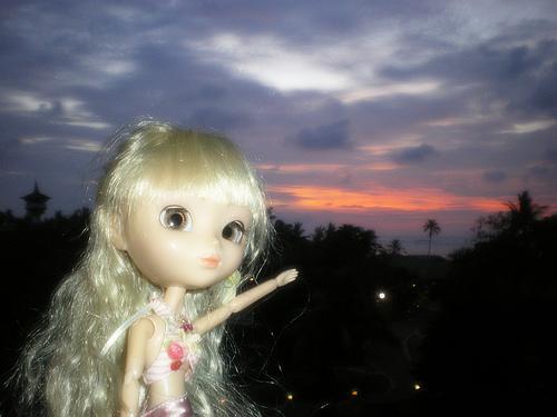 峇里Kuta 的夕陽無限好9