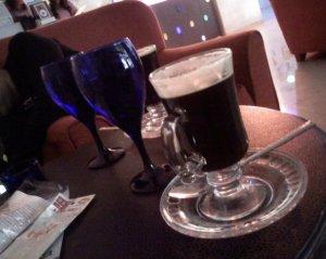 愛群酒店咖啡室的可樂咖啡