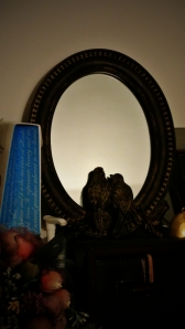 形影不離鏡子
