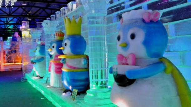 這批可愛小企鵝都是重新設計的!