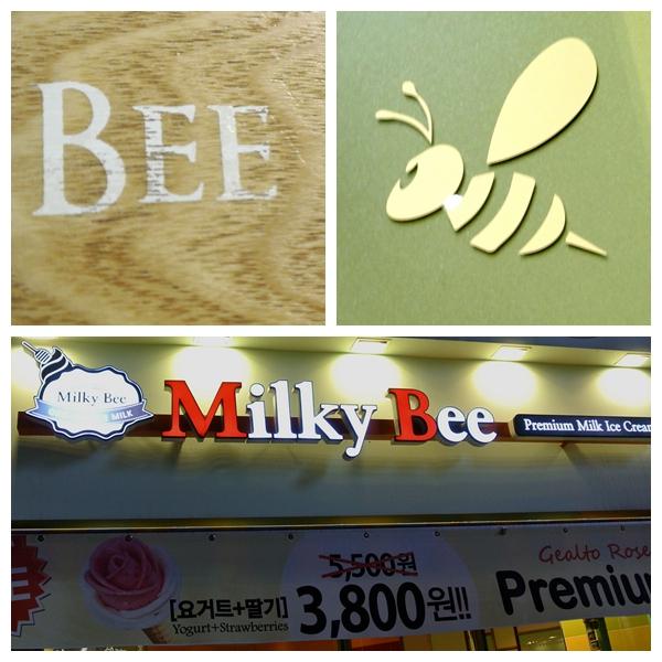 milky bee