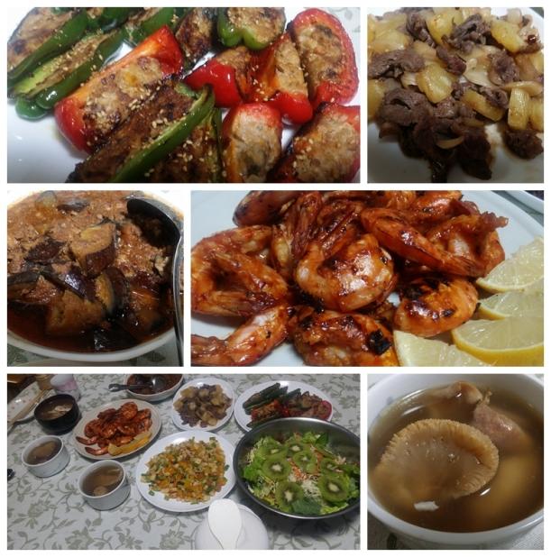 tomoko chi dinner