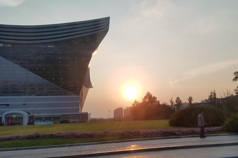 環球中心夕陽.jpg