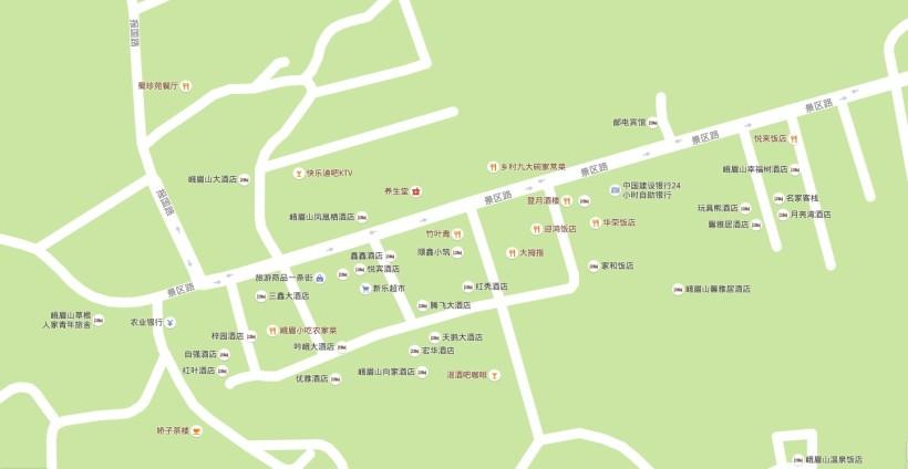 emei-town-map
